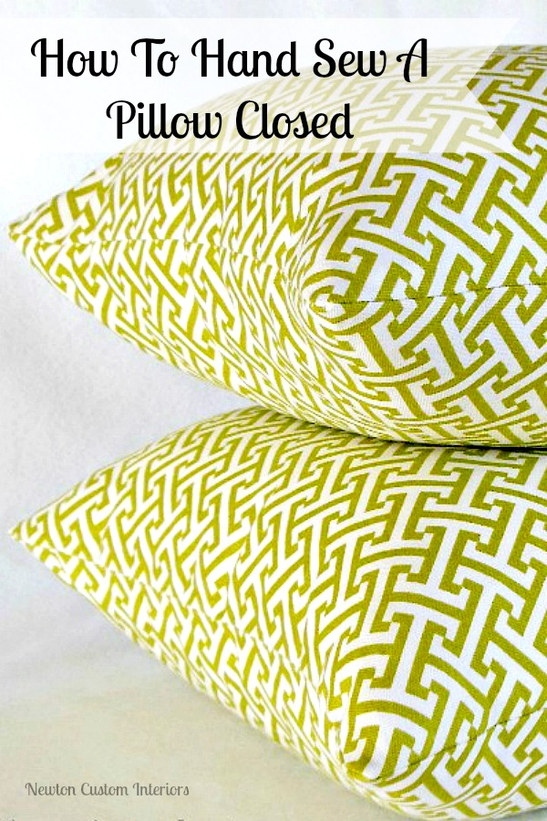 how-to-hand-sew-a-pillow-closed