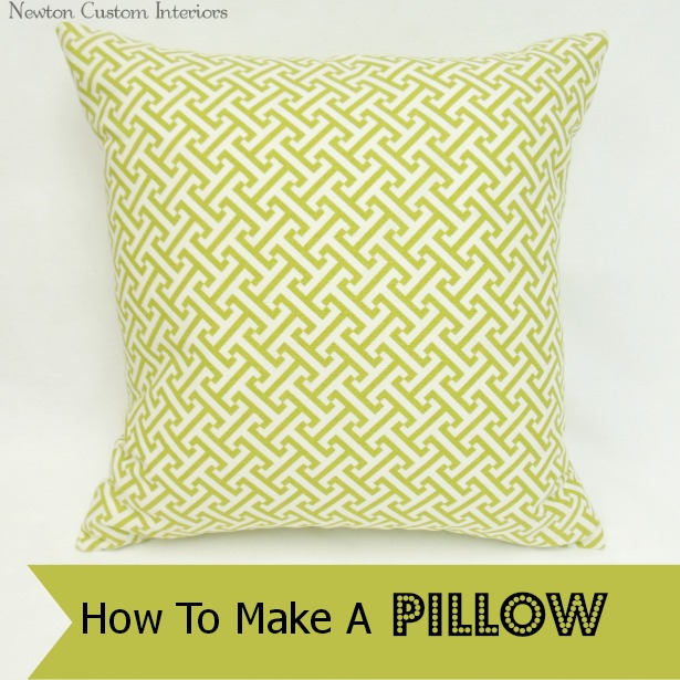 how-to-make-a-pillow