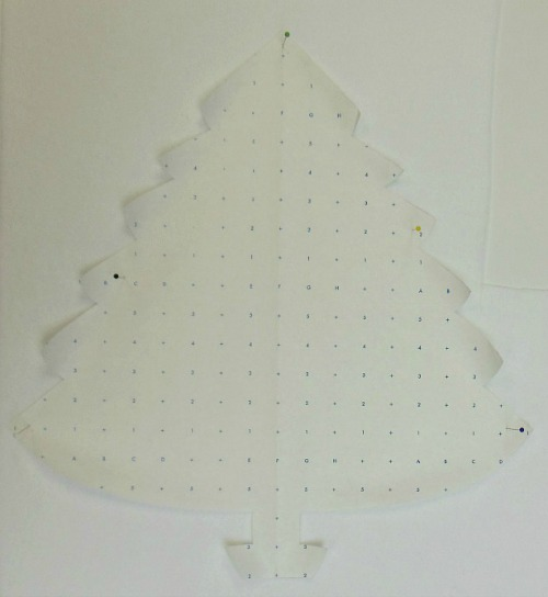 advent-tree-pattern