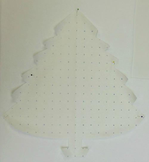 advent-tree-pattern