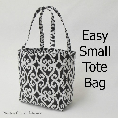 e0483c5a1 Sew Many Ways...: Guest Post…Easy Tote Bag Tutorial