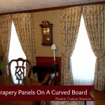 drapery-panels-on-a-curved-board