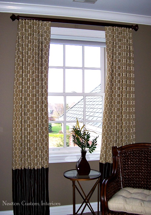 Drapery Hardware Like Jewelry For Your Windows Newton