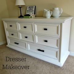 dresser-makeover