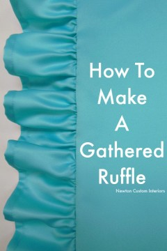 how-to-make-a-gathered-ruffle