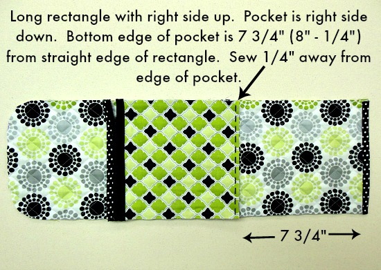 sewing pocket