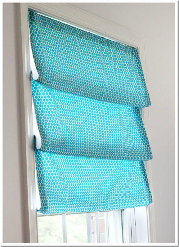 No Sew Window Treatments Newton Custom Interiors