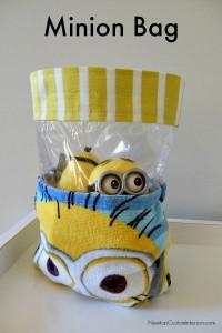 Minion Bag from NewtonCustomInteriors.com