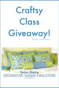 Craftsy Class Giveaway!