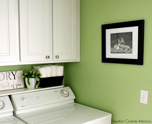 Laundry Room Picture